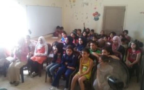 نادي بنات فلسطين يفتتح أسبوع احياء ذكرى النكبة