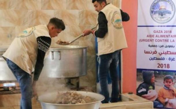الإغاثة الفلسطينية تكسر الحصار بمشاريعها في غزة