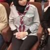 القائدة الفلسطينية ناهدة محمود حليمه هي أول قائدة كشفية فلسطينية