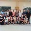 شعلة ناشط ولجنة أهالي حي حطين ينظمان مقهى حوار شبابي تحت عنوان