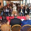 إطلاق برنامج مهرجان النورس الثقافي الثاني خلال مؤتمر صحفي في صيدا