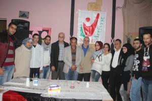 اللاجئون الفلسطينيون في لبنان مخاطر وتحديات 24-12-2014245