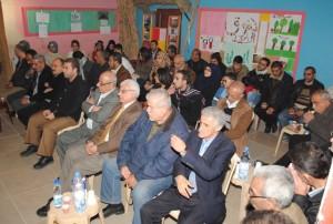اللاجئون الفلسطينيون في لبنان مخاطر وتحديات 24-12-201447