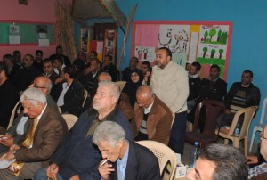 اللاجئون الفلسطينيون في لبنان مخاطر وتحديات 24-12-201455