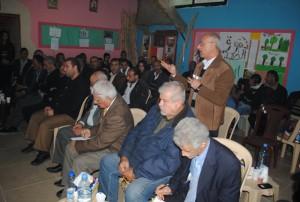 اللاجئون الفلسطينيون في لبنان مخاطر وتحديات 24-12-201456